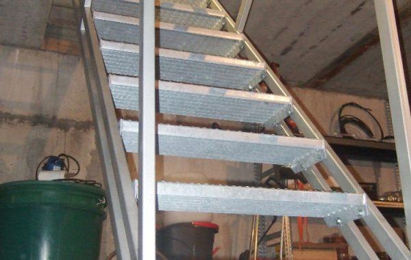 Ūkinės paskirties laiptai